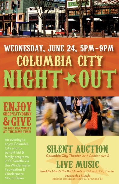 Columbia City Night Out